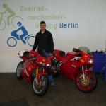 Projekt Ducati 998 - Jann Bressel