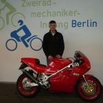 Projekt Ducati 851 - Jann Bressel