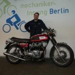 Projekt Triumph Trident - Ingo Neumann