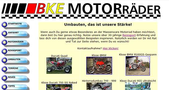 BKE Motorräder