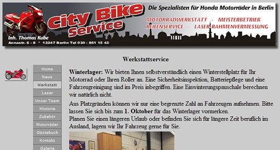 City Bike Service